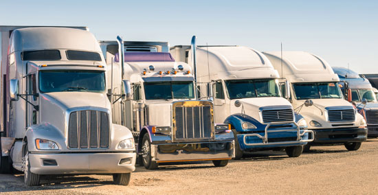 Trucking Insurance Options